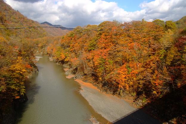 北海道の秋2017 沙流川流域2