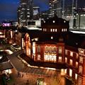 東京駅レンガ駅舎