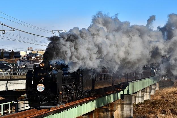 Photos: D51 498牽引SLレトロ碓氷号