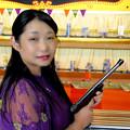 写真: Gun shooting