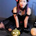 写真: Black cat's vampire