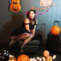 写真: Halloween party