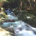 写真: 三段滝1