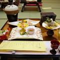写真: 温泉旅館のお楽しみ