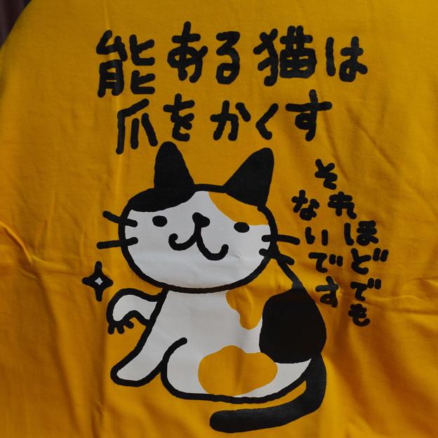 ハンコ屋さんのTシャツ