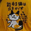 Photos: ハンコ屋さんのTシャツ