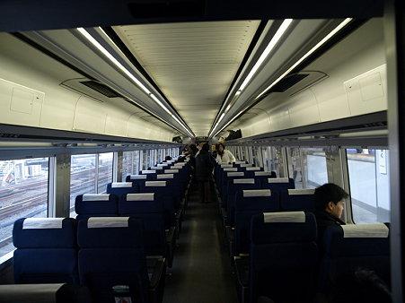 255系新宿さざなみ号9