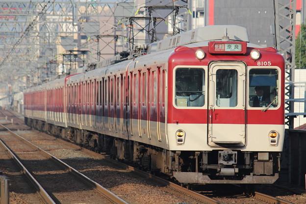近鉄8600系X55