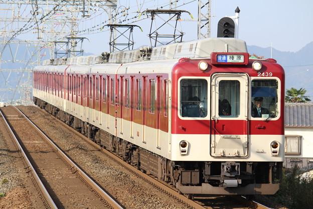 近鉄2430系G39