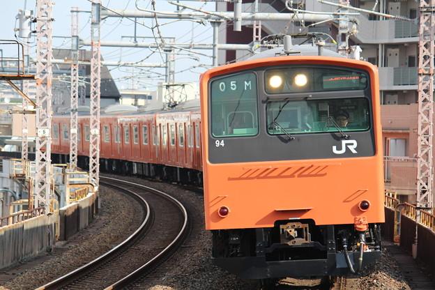 JR201系LB9