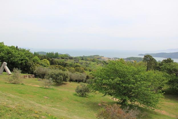 Photos: 山頂広場からの眺め