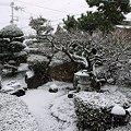 雪の大晦日