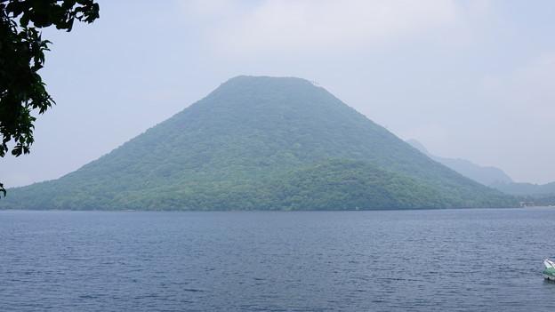写真: 榛名湖榛名富士53