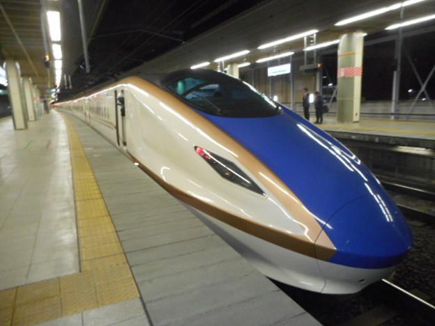 E7系F?編成(12両編成)東京始発あさま623号長野行き-0