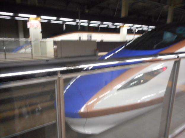 W7系W5編成(12両編成)東京始発はくたか573号金沢行き-0