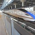 Photos: E7系F16編成(12両編成)東京始発はくたか563号金沢行き-1