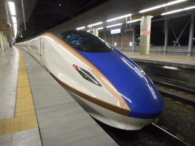 E7系F4編成(12両編成)東京始発あさま623号長野行き-0