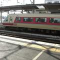 写真: 駅に
