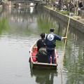 写真: 舟下り