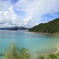 写真: 2296 請島クンマ海岸@鹿児島