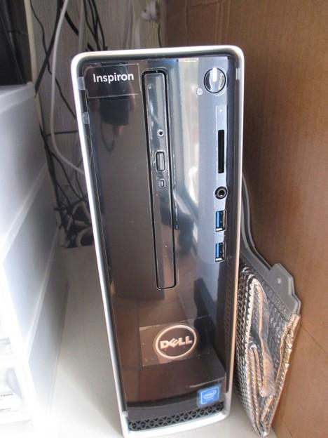 20170423 DELLのパソコン