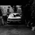 写真: garage