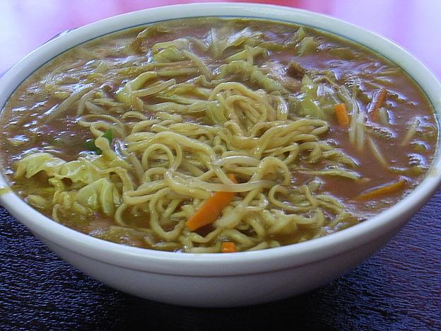 20091011中華そば 丸龍(相模原市南区)