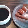 写真: チョコレートファウンテン