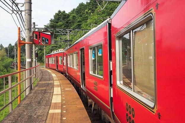 真田丸赤備え電車