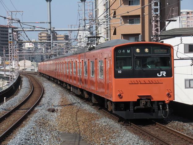 大阪環状線201系 LB2編成