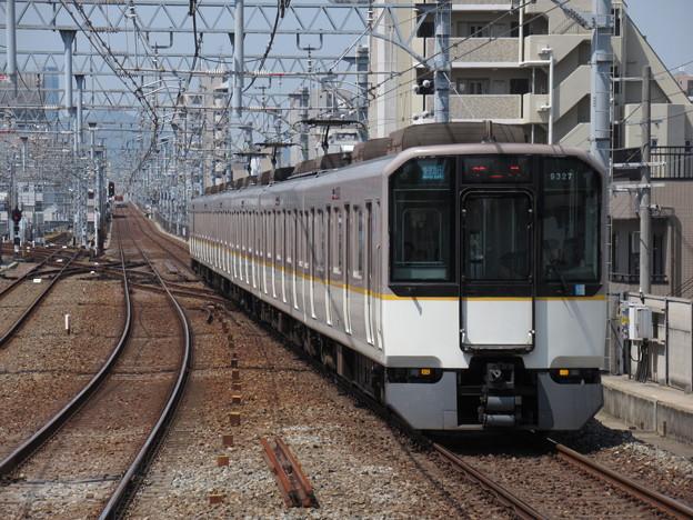 近鉄奈良線9820系 9827F