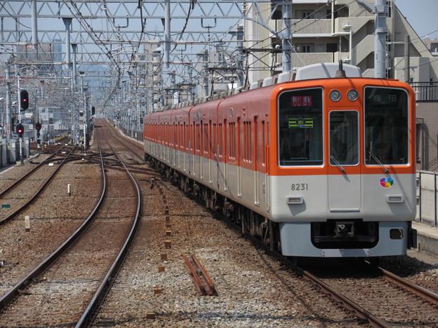 阪神線8000系 8231F