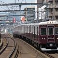 Photos: 阪急宝塚線6000系 6004F