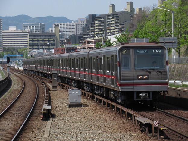大阪市営御堂筋線21系 21614F