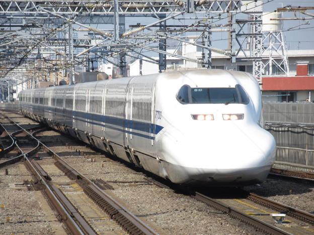 東海道・山陽新幹線700系3000番台 B8編成
