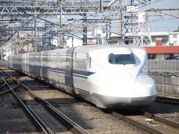 東海道・山陽新幹線N700系5000番台 K5編成