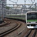 Photos: 山手線E231系500番台 トウ522編成