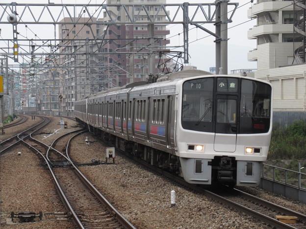 鹿児島線811系0番台 P10+P9編成