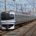 Photos: 横須賀・総武快速線E217系 Y-101+Y-39編成