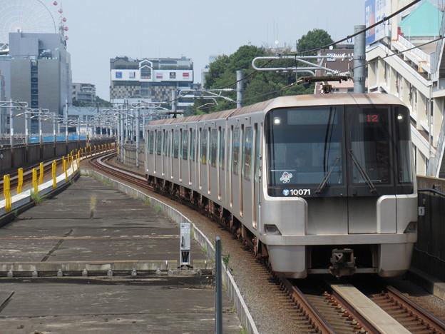 横浜市営グリーンライン10000形 10071F