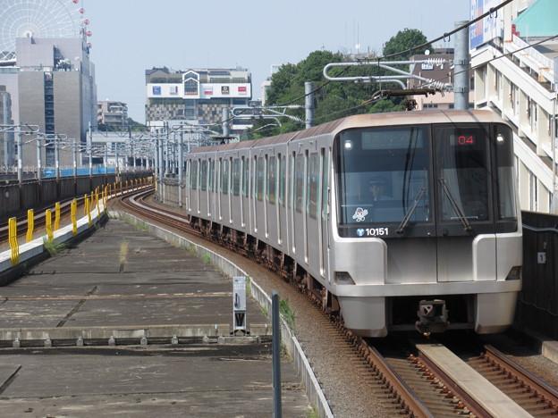 横浜市営グリーンライン10000形 10151F