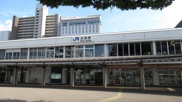 [JR西日本]大津駅 北口
