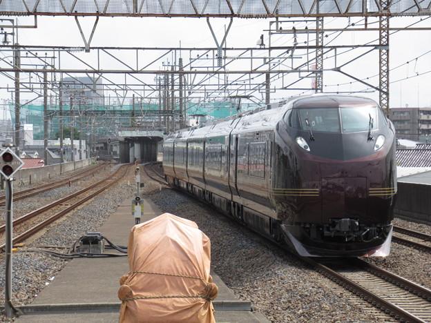 Photos: E655系和