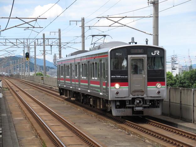 予讃線7200系 R04編成
