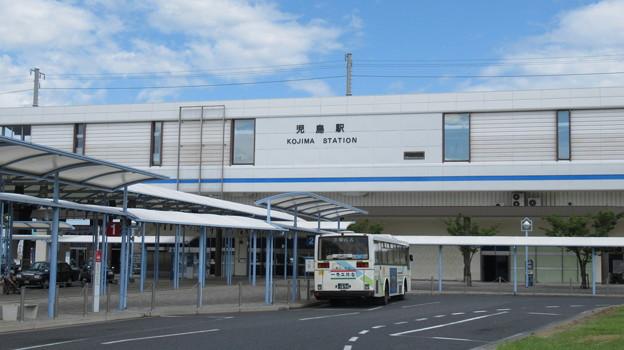 [JR西日本]児島駅