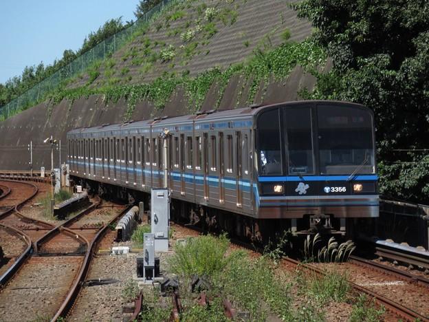 横浜市営ブルーライン3000N形 3351F