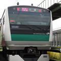 Photos: E233系7000番台 ハエ107編成