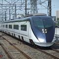 写真: 京成スカイライナーAE形 AE4F
