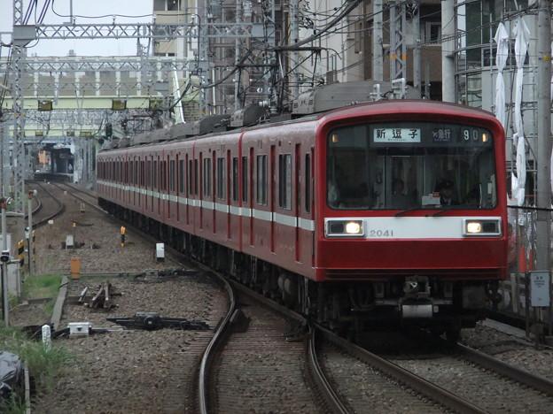 京急線2000形 2041F