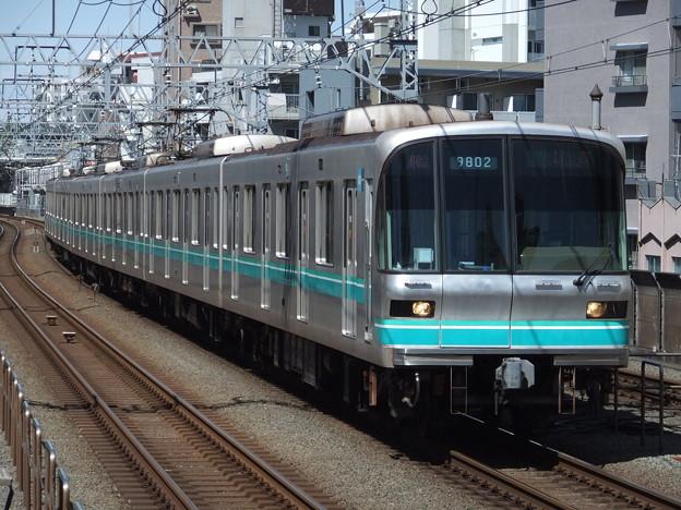 東京メトロ南北線9000系 9102F